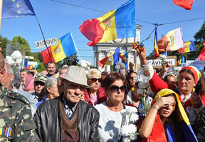 Внутриполитический кризис в Молдове вряд ли разрешится до середины мая