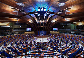 PACE CO-RAPPORTEURS CONCERNED ABOUT SITUATION IN MOLDOVA
