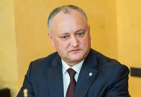 PRESIDENT DODON FLIES HOME ON HIS BIRTHDAY