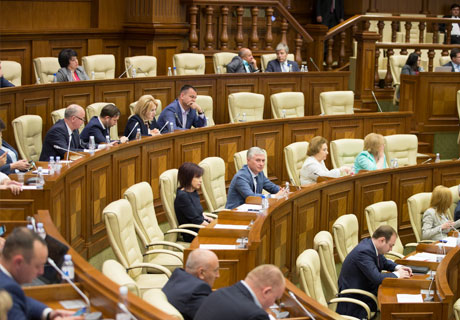 PARLIAMENTARY OPPOSITION REFUSES TO HEAR GOVERNMENT