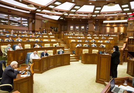 MOLDOVAN PARLIAMENT DECLINES OPPOSITION'S INITIATIVE TO VOTE NO CONFIDENCE IN HEALTH MINISTER
