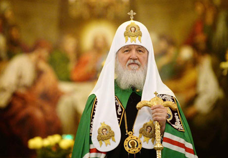 MOSCOW PATRIARCH TO STAY IN MOLDOVA LESS TIME THAN PLANNED