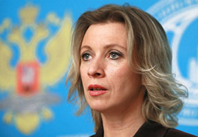 RUSSIA NOT GOING TO BACK ANYBODY AT ELECTIONS IN MOLDOVA – MFA SPOKESPERSON MARIA ZAHAROVA
