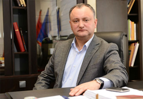 PRESIDENT DODON AGAIN SUSPENDED FROM HIS POST TO LET MAJORITY PROMULGATE SOME LAWS