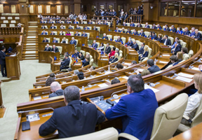 ​PARLIAMENT BUREAU REFUSES TO INCLUDE DEFENSE MINISTER DISMISSAL QUESTION INTO PLENARY AGENDA