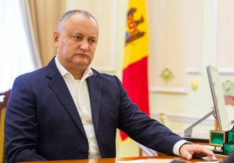 PRESIDENT DODON NOT GOING TO BACK DEMOCRATS