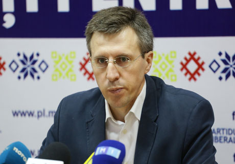 DORIN CHIRTOACA ANNOUNCES RESIGNATION AS CHISINAU MAYOR