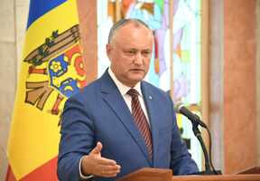 PRESIDENT REFUTES RUMORS ABOUT CHISINAU AIRPORT CONCESSION TO A NEW COMPANY