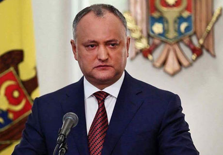 PEOPLE WILL VOTE AGAINST EUROPEAN INTEGRATION AT REFERENDUM – MOLDOVAN PRESIDENT
