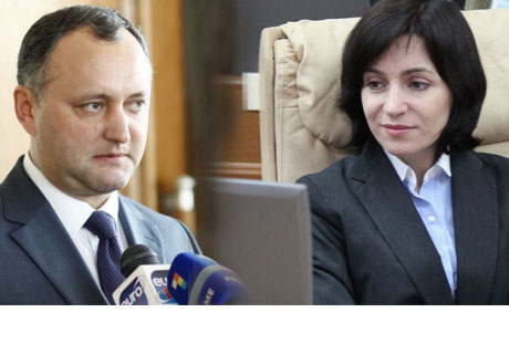 IRI POLL: MAIA SANDU OUTSTRIPPING IGOR DODON BY VOTERS' PREFERENCES RATING