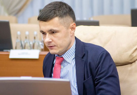 JUSTICE MINISTER MAINTAINS THAT CONSTITUTIONAL COURT'S DECISION IS AN IMPEDIMENT TO JUDICIARY REFORM AND TO MOLDOVA'S INTERNATIONAL COMMITMENTS