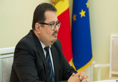 EU DELEGATION HEAD CALLS ON MOLDOVAN AUTHORITIES TO HOLD ON TO DEMOCRACY STANDARDS