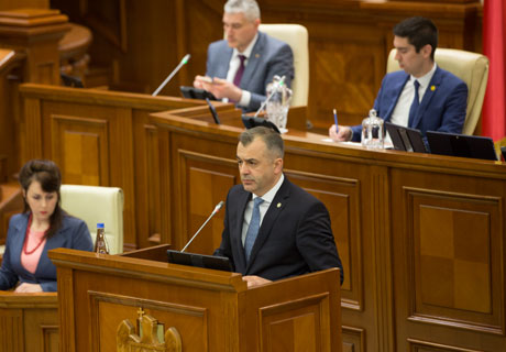 PRIME MINISTER PRESENTS ECONOMIC MEASURES DURING STATE OF EMERGENCY