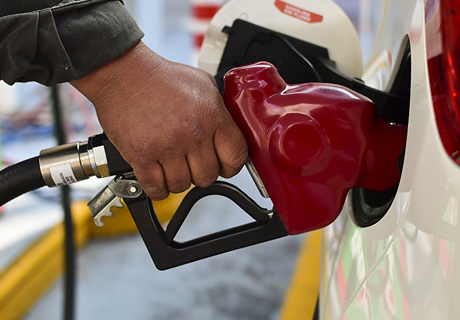 FUEL PRICES FALL IN MOLDOVA ONCE AGAIN