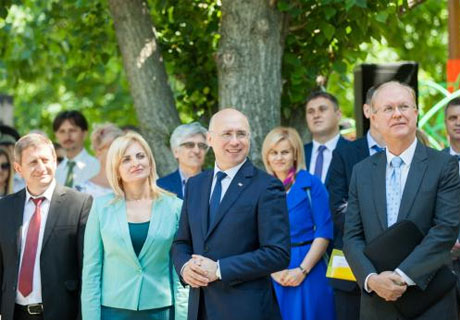 OVER 100 MOLDOVAN LOCALITIES TO GET US FINANCING FOR DEVELOPMENT