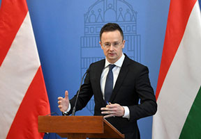 HUNGARY DOES NOT SUPPORT SUSPENSION OF MACRO-FINANCIAL ASSISTANCE TO MOLDOVA