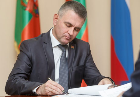 TRANSNISTRIAN 2018 BUDGET DEFICIT IS ALMOST EQUAL TO PLANNED REVENUES