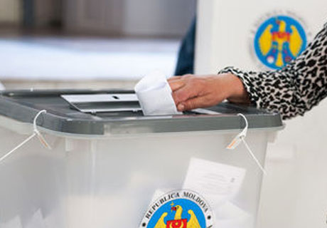 LOCAL ELECTIONS IN MOLDOVA SCHEDULED FOR OCTOBER 20