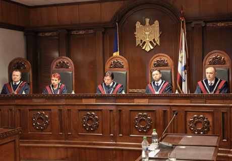 CONSTITUTIONAL COURT CANCELS ALL ITS DECISIONS THAT LED TO DIARCHY AND NON-RECOGNITION OF NEW GOVERNMENT
