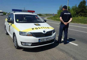 PATROL POLICE WILL NOT STOP DRIVERS WITHOUT REASON