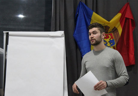 YOUNG PATRIOTS OF MOLDOVA CRITICIZE SOME CANDIDATES FOR ADHERENCE TO UNIONISM