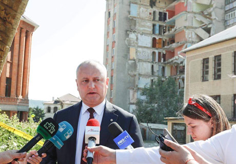 AUTHORITIES TO PROVIDE HOUSING OR MATERIAL COMPENSATION TO OTACI PEOPLE WHO REMAINED HOMELESS