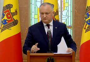 PRESIDENT DODON SAYS THAT COURT DECISION ON FILAT'S RELEASE WAS UNLAWFUL
