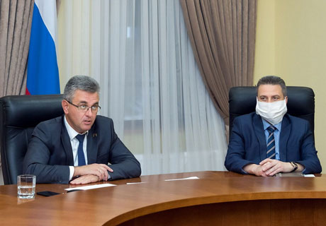 TRANSNISTRIAN SPECIALISTS TO CONSULT WITH CHISINAU COLLEAGUES ON CREATING A LAB IN PMR