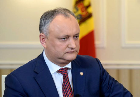 PRESIDENT DODON HOPES TO MEET WITH TIRASPOL LEADER YET BEFORE NEW YEAR