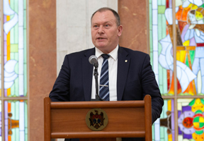 FOREIGN MINISTER TO PRESENT MOLDOVA'S POSITION ON TRANSNISTRIAN CONFLICT SETTLEMENT AT OSCE MINISTERIAL COUNCIL MEETING