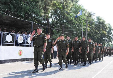 RUSSIAN TROOPS IN TRANSNISTRIA PRESENT REAL THREAT FOR SECURITY OF UKRAINE - UKRAINIAN NEWSPAPER