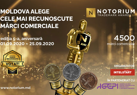 MORE THAN 700 MOLDOVAN WINES PARTICIPATE IN NOTORIUM WINE AWARDS NATIONAL TRADEMARK COMPETITION
