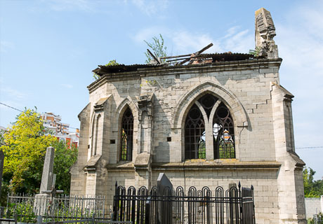 POLAND TO RESTORE CHAPEL AT CATHOLIC CEMETERY IN CHISINAU
