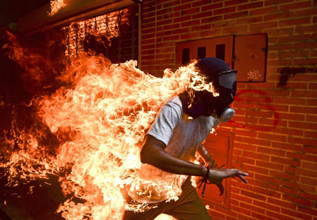 WORLD PRESS PHOTO EXHIBITION OPENS IN NATIONAL MUSEUM