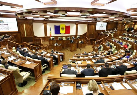 MOLDOVAN PARLIAMENT ADOPTS NEW AUDIOVISUAL CODE