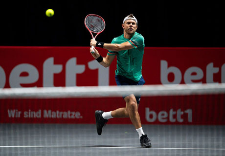 RADU ALBOT FINISHED PERFORMANCE AT THE TOURNAMENT IN GERMANY
