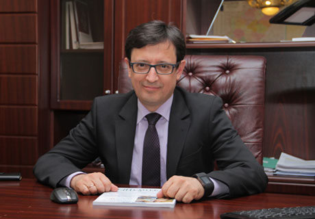 "​OCTAVIAN ARMASU: ""MOLDOVA RETURNS TO THE NORMAL PROCESS OF PROGRESSIVE DEVELOPMENT"""