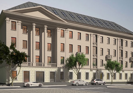 A-STAY: FIRST BRICK OF OUR HOSPITALITY CONCEPT IN BOOMING MOLDOVA