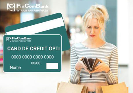 OPTI CREDIT CARD – A MUST-HAVE FOR YOUR WALLET APPLY ONLINE FOR A CREDIT CARD BY FINCOMBANK TODAY