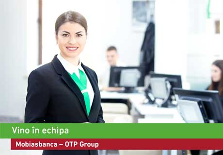 MOBIASBANCA - OTP GROUP IS THE PLACE WHERE YOU WILL DEVELOP PROFESSIONALLY. WE ENCOURAGE YOU TO ATTEND THE CAREER FAIR 2019 FOR GETTING TO KNOW EACH OTHER BETTER!