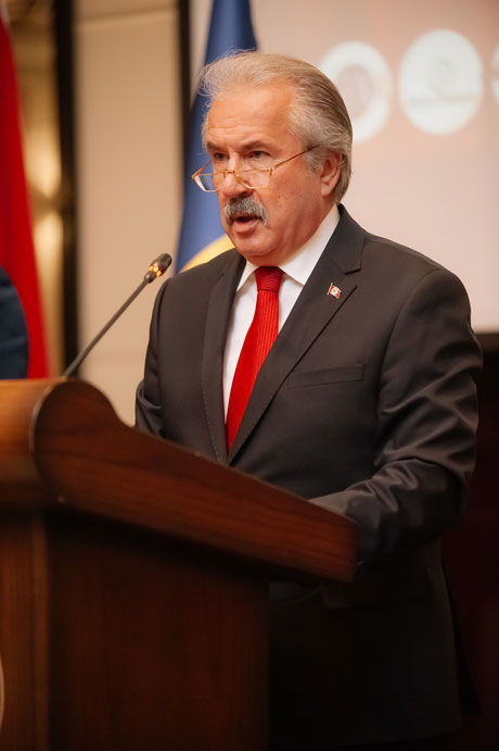ARTICLE BY THE AMBASSADOR OF THE REPUBLIC OF TURKEY ON OPERATION PEACE SPRING
