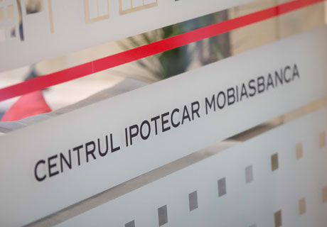 THEY MOVED INTO THEIR OWN HOME WITH THE SUPPORT OF THE MOBIASBANCA MORTGAGE CENTER