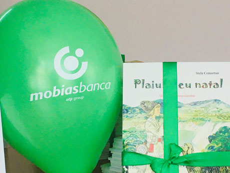 ​MOBIASBANCA - OTP GROUP SUPPORTS CHILDREN WHO BECAME PUPILS THIS FALL