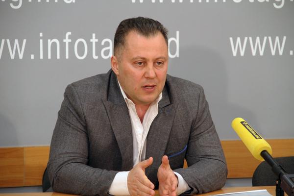 Дарие: Власти Кишинева способствуют захвату строительного бизнеса