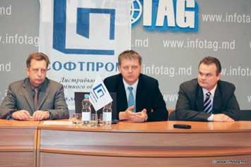 18.10.2007 UKRANIAN SOFTPROM OPENS OFFICIAL OFFICE IN MOLDOVA