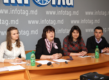 YOUTH MEDIA CENTRE AND WINROCK MOLDOVA ASSOCIATION LAUNCH AWARENESS-RAISING CAMPAIGN AGAINST DOMESTIC VIOLENCE
