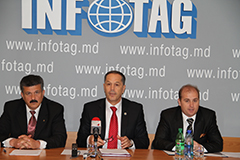 THREE LEFT-WING MOLDOVAN PARTIES SIGN COOPERATION AGREEMENT
