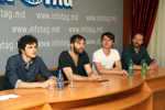 GERMAN BAND 'FOTOS' TO PERFORM TWO CONCERTS IN CHISINAU AND TIRASPOL
