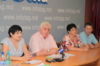 ECOLOGISTS FROM MOLDOVA, UKRAINE AND ROMANIA TO REALIZE JOINT PROJECT ON ENVIRONMENT PROTECTION