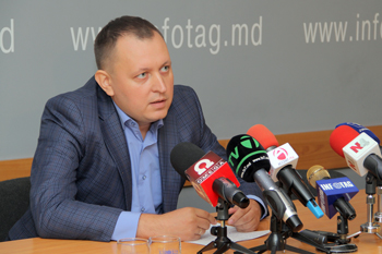 MP GRIGORE PETRENCO SAYS MCP LEADER VORONIN'S PLACE IS BEHIND BARS…